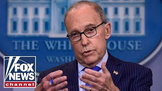 Trump: Larry Kudlow had heart attack