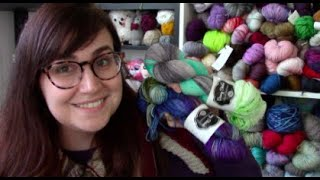 Cat Knit Podcast // Episode 97 // Making time for Advent Knitting