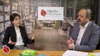 Uğurlu Kütüphane Konuğumuz: Azra Kohen