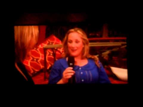 Diana Damrau with Renée Fleming - Entrevista - Interview about Rigoletto 2013