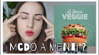 🍍 Le grand veggie Mcdo n'est pas végétarien ?? ⎟#Emmadébat
