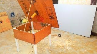 Grinder hack 6 how to make table saw