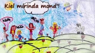 kiel mirinda mond' – What a wonderful world in esperanto