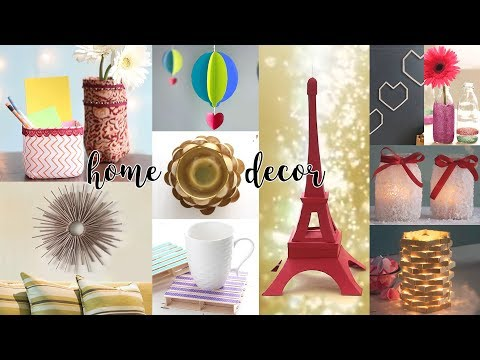 14 Easy DIY Home Decor Ideas | Useful Things | Craft Ideas