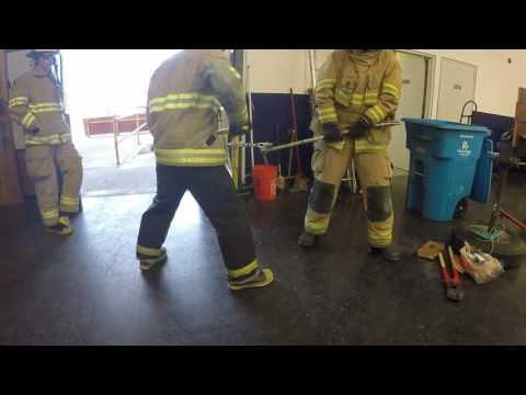 Official Solano Fire Academy 97 Video