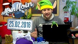 #MoinMoin mit Simon | Spaß im Greenscreen, Verkleidet als Fee, Link und andere Helden | 25.02.2016