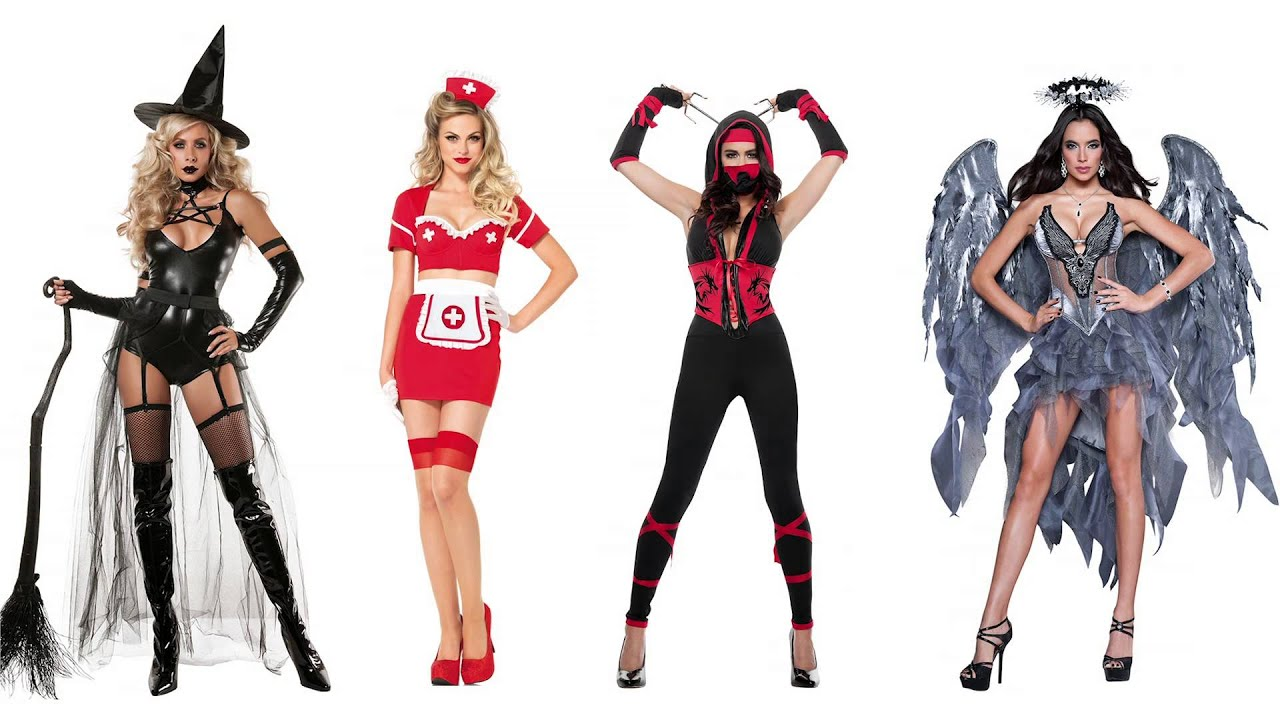 Free sexy halloween costume ideas
