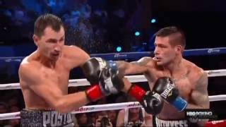 Lucas Matthysse vs Viktor Postol (Highlights)