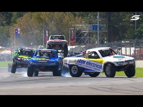 2020 Adelaide Race #2 - Stadium SUPER Trucks