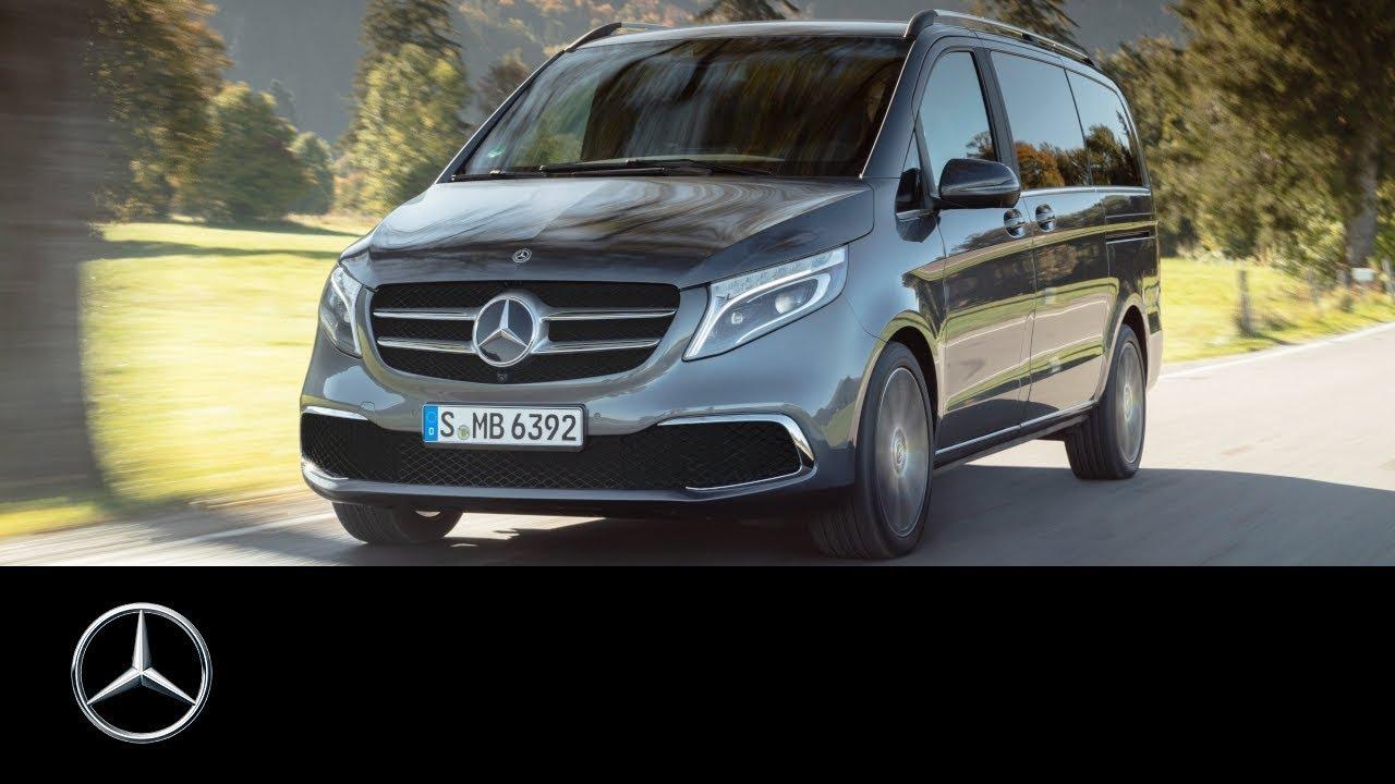 Mercedes V Class >> V Sarja Veho