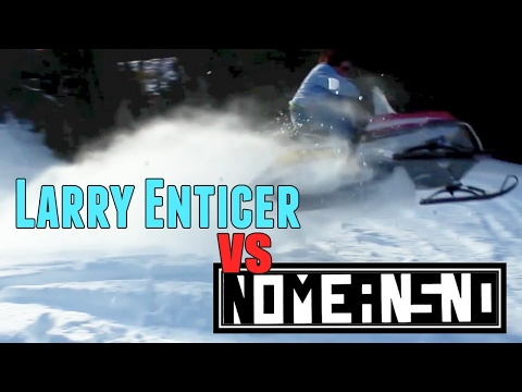 Larry Enticer vs NoMeansNo: Joyful Reunion