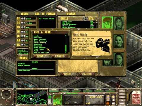 Прохождение Fallout Tactics Няшной Ниндзей, Часть 3