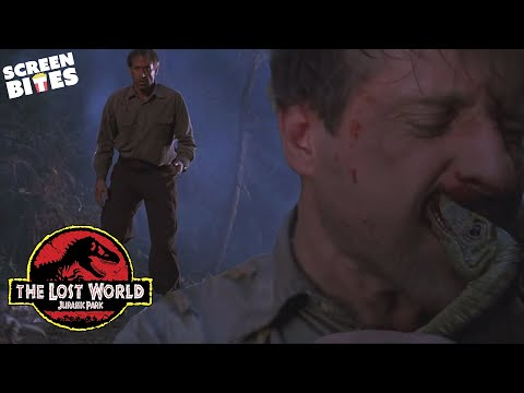 The Lost World: Jurassic Park | Dinosaur Pack Attack