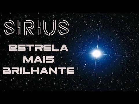 Sirius! Estrela Mais Brilhante! Space Engine