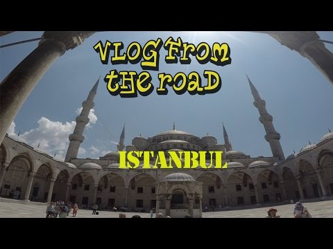 1. The Hortons:  Vlog From the Road - Istanbul, Turkey