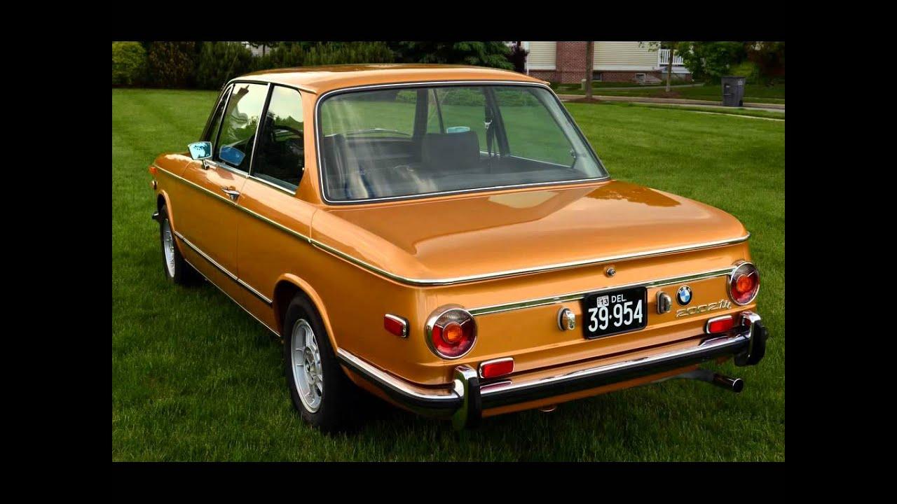 Bmw 2002 Tii For Sale >> BMW 2002 tii - YouTube