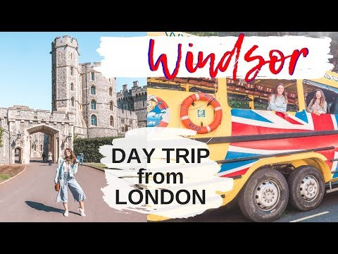 A Day Trip to Windsor from London - How to Make the Most of Your Day!