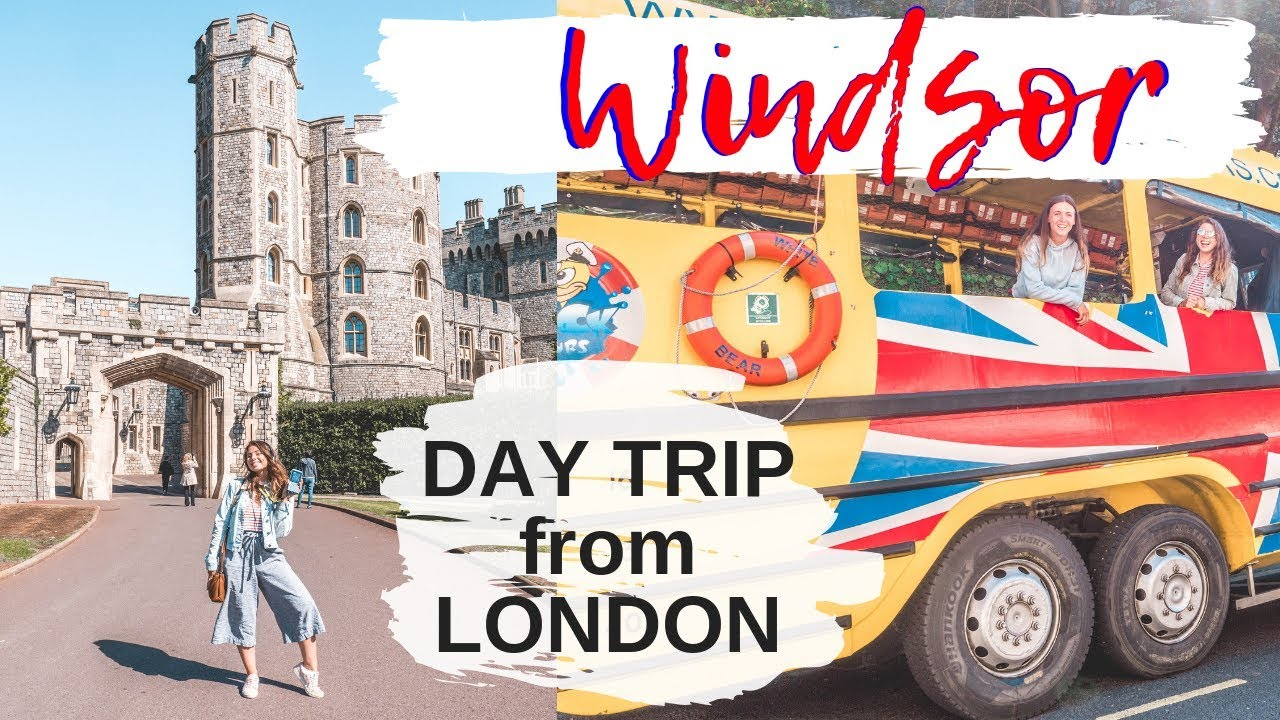 Windsor Day Trip Travel Guide