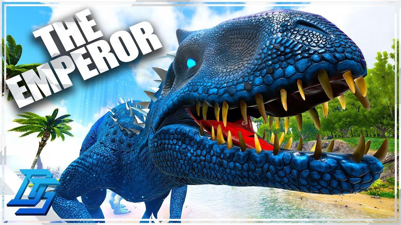 FIGHTING CELESTIAL EMPEROR INDOM ! , PRIMAL FEAR - Ark Survival Evolved  Gameplay - Part 31