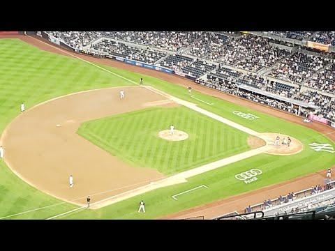 @Yankee Stadium: NY Yankees vs Boston Red Sox 08/18/21 Part 2
