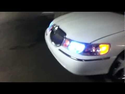 Towncar On 24 Dub Creams Loud Music Jammin By Dzasta134