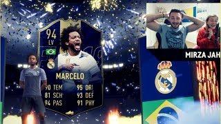 TOTY MARCELO IM PACK 😱 MEINE FRAU IST DIE PACK LUCK QUEEN! | FIFA 19 ULTIMATE TEAM PACK OPENING