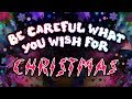 KIDS FUNNY // Be Careful What You Wish For // Christmas