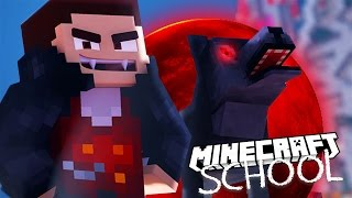 Minecraft School - THE VAMPIRE'S SECRET PET!