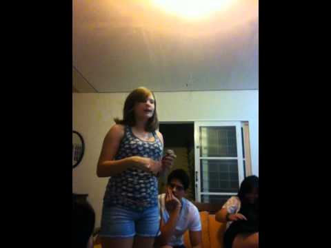 karaoke (thais e liege) .....