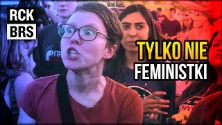 Feministki kradną marzenia graczom