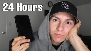 24 Hours Without My Phone...