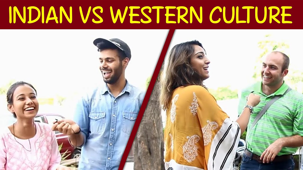 Western culture influence on indian youth