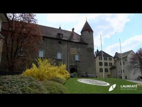 Образование в Швейцарии: институт Glion