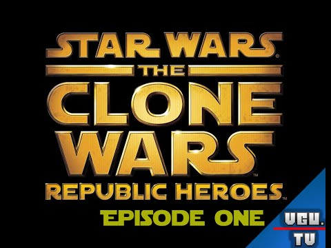 Star Wars: The Clone Wars: Republic Heroes Episode One  - Generals to the Rescue! |