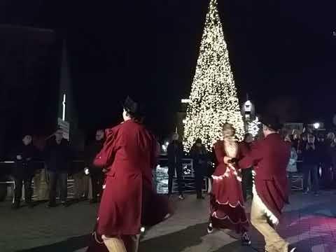 DANCING GROUP @ VALKENBURG'S DOWNTOWN (1)