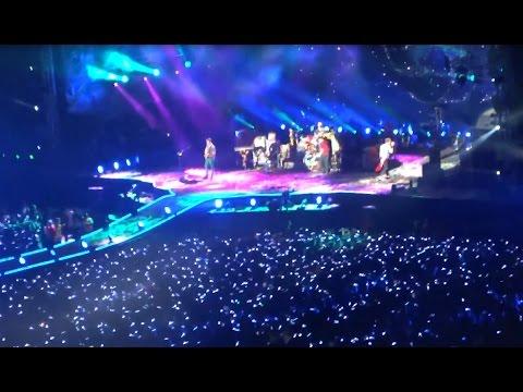 Coldplay en Perú - A Sky Full Of Stars - Live Lima 2016