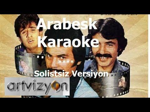Sen Affetsen Ben Affetmem - Karaoke