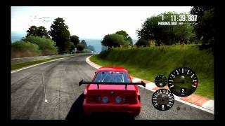 shift 2 works bmw m3 sport evolution top speed run