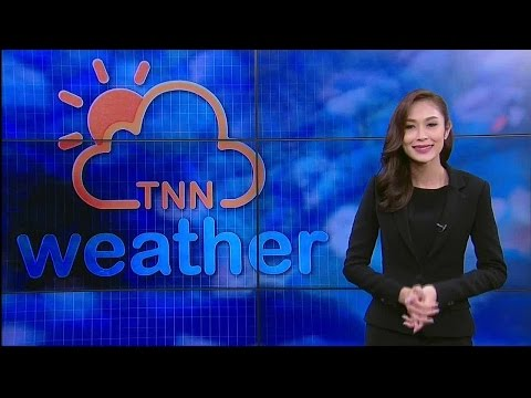 ย้อนหลัง พยากรณ์อากาศ TNN WEATHER REPORT