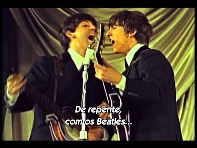 Anos 60 A década dos Beatles - Narração Eric santos