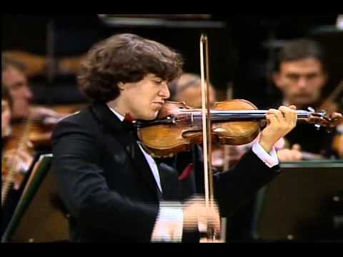 Peter Il'yich Tchaikovsky - Violin concerto 1 D major Op 35