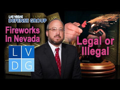Are fireworks legal in Las Vegas and Clark County? July Fourth