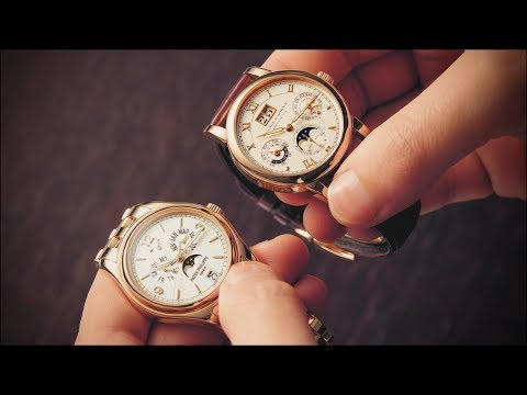 The Unlikely Bargain - A. Lange & Söhne vs Patek Philippe | Watchfinder & Co.
