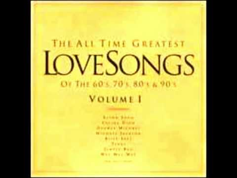 The All Time Greatest Love Songs - So Amazing - Luther Vandross - Track 5