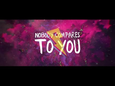 Gryffin - Nobody Compares To You (ft. Katie Pearlman) [Lyric Video]