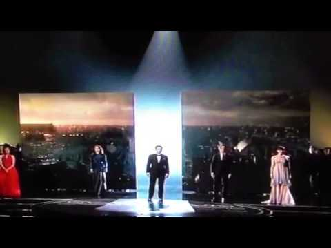 Les Miserables @ the Oscars