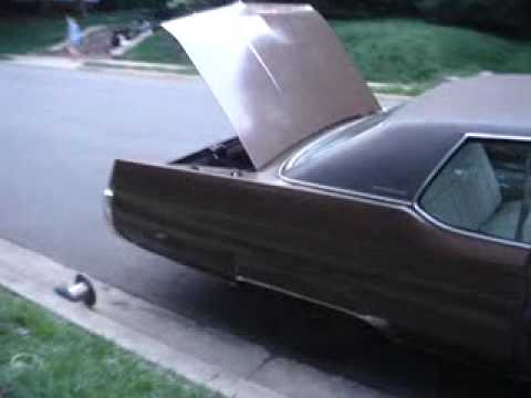 godfather horn in electra