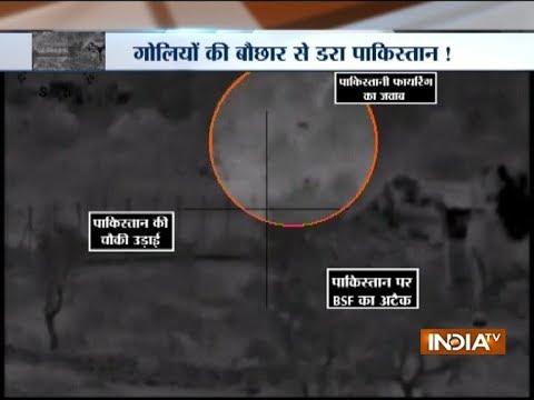 Pakistan Rangers request BSF to stop destroying assets across international border