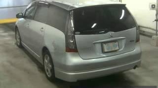 2003 Mitsubishi Grandis NA4W