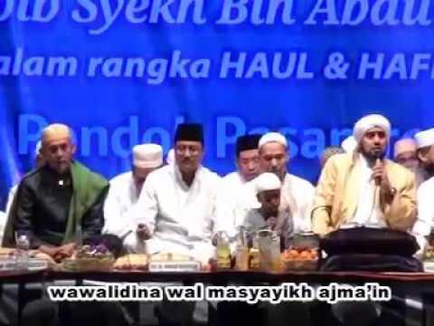 Merdunya! BIRRUL WALIDAIN (Ya Robbana Ighfirlaa) | Duet Habib Syech ft Putranya